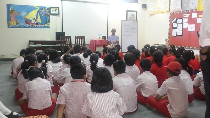 Bradford Student and Author, Arzan Upadhyay continues to share his love of reading and writing. Featured Photo