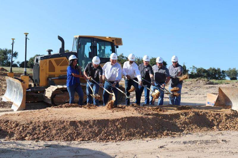 EISD breaks ground on ag building project Featured Photo