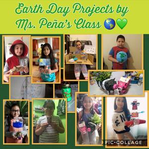 Ms. Pena's Earth Day Zoom 1