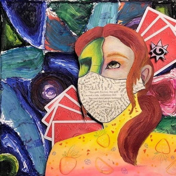 Amber Short artwork