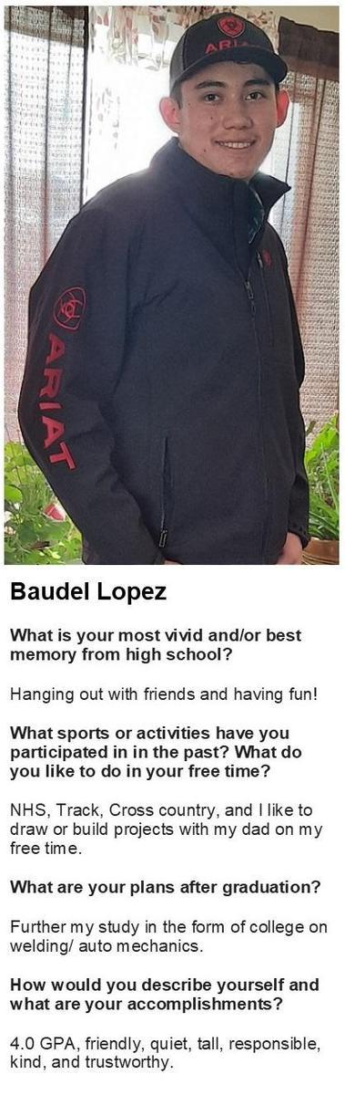 Baudel Lopez