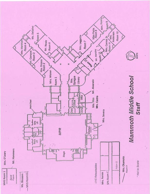 Map of MAMMOTH MIDDLE SCHOOL Featured Photo