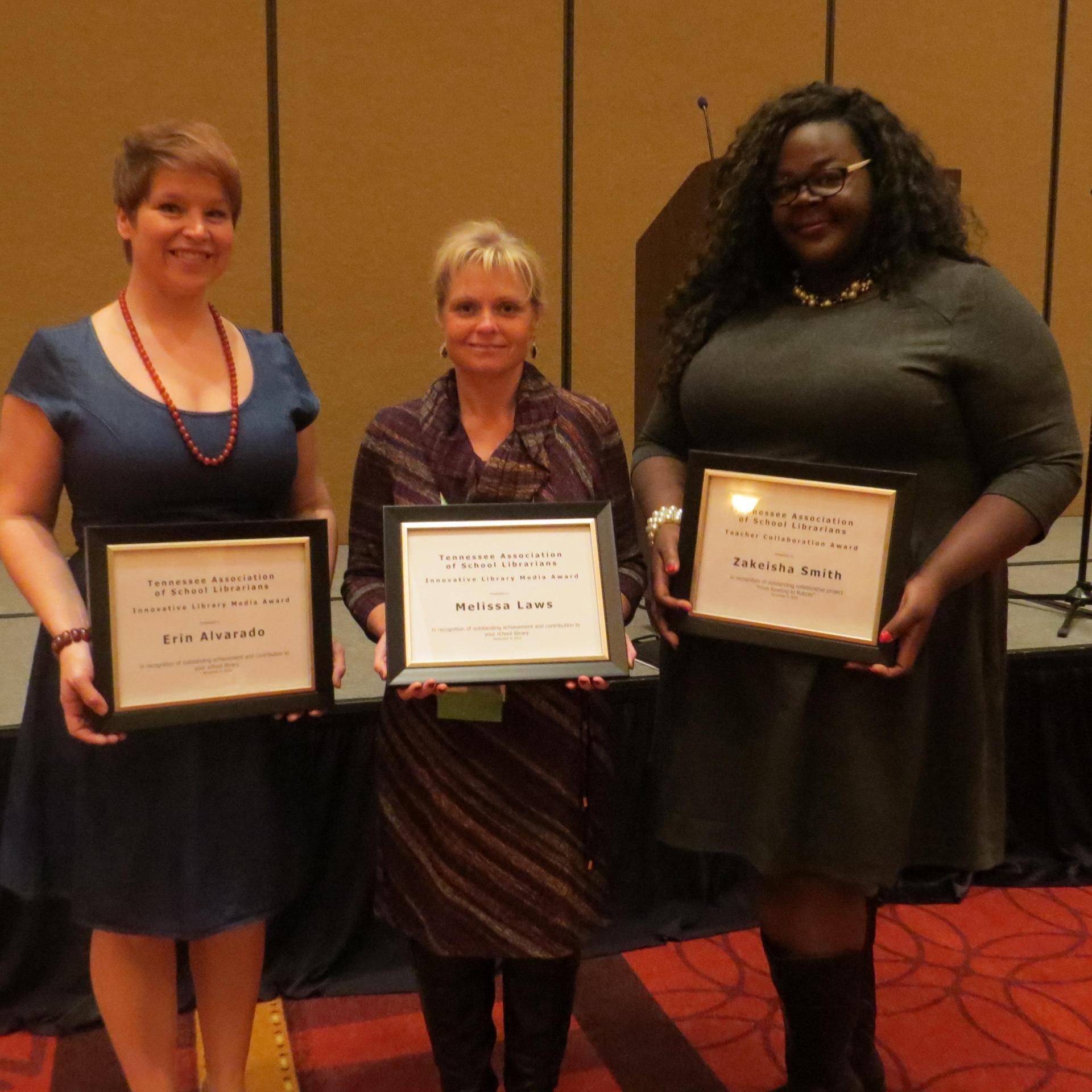 TASL Innovative Award-Elementary Division