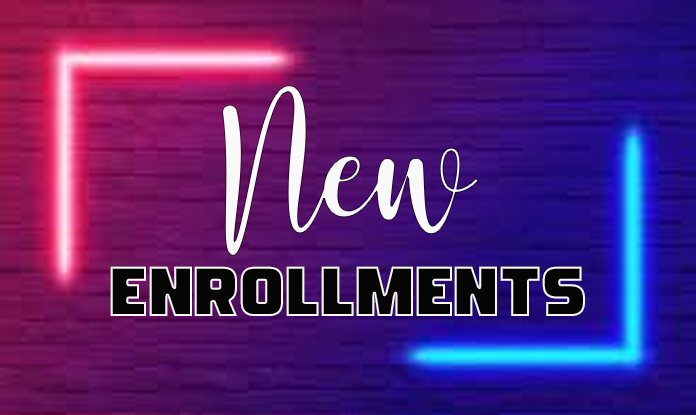 New Enrollments