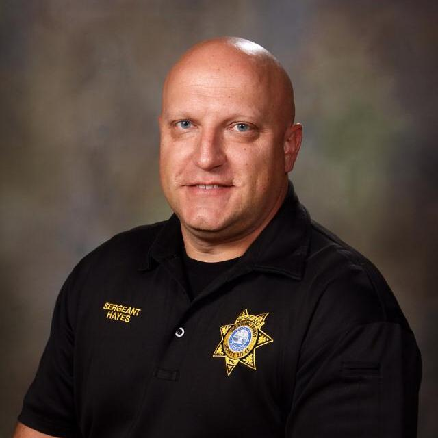 Sgt. Tim Hayes's Profile Photo