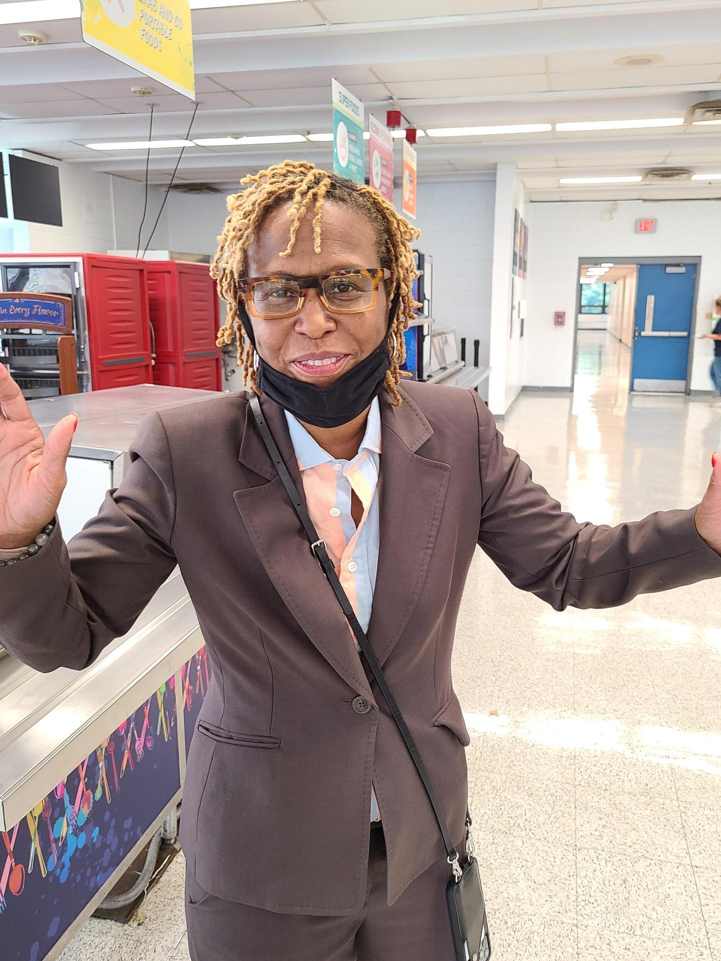 Ms. Thelma Ramsey, Principal