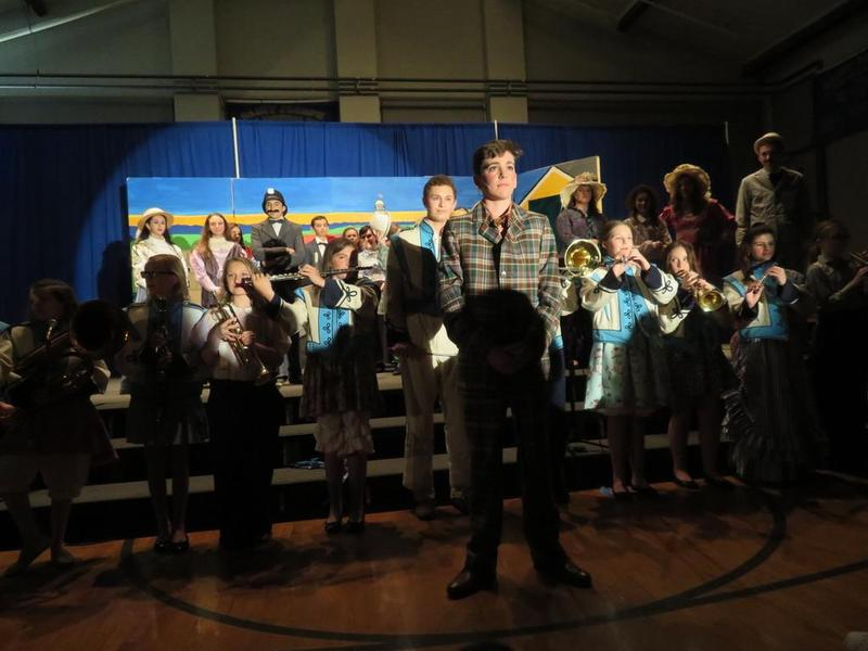 SJS's Spring Musical A Success! Featured Photo