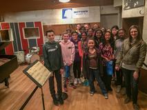 6th Grade Motown Museum
