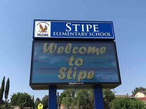 Welcome to Stipe
