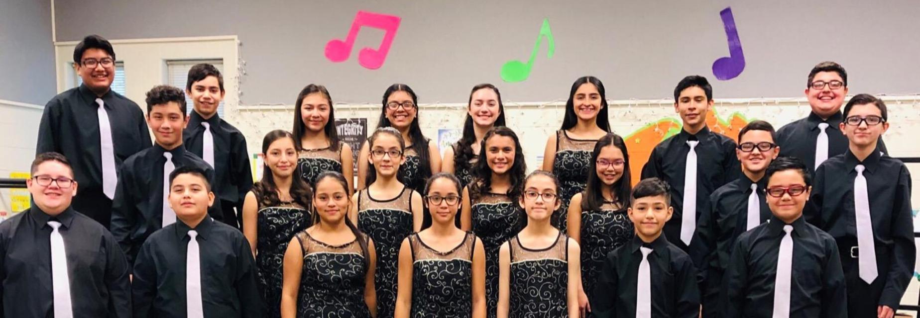 2018 Show choir