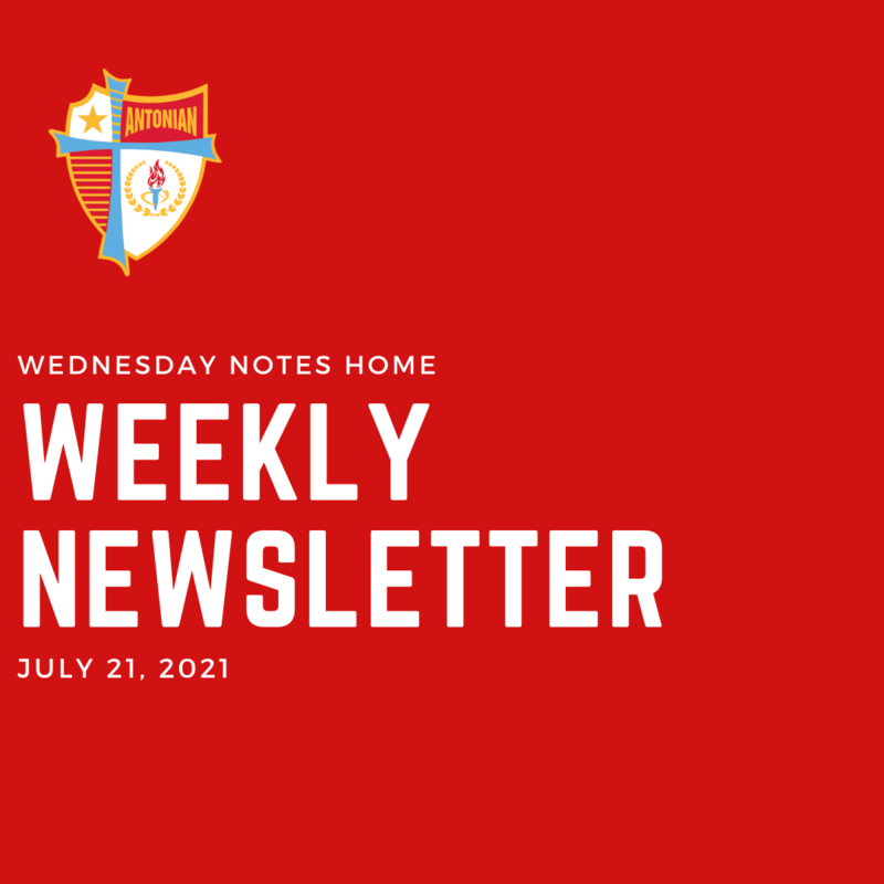 July 21 | Newsletter Featured Photo