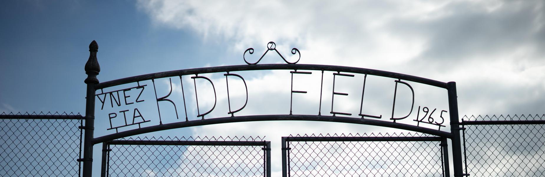 Ynez Kidd Field Front