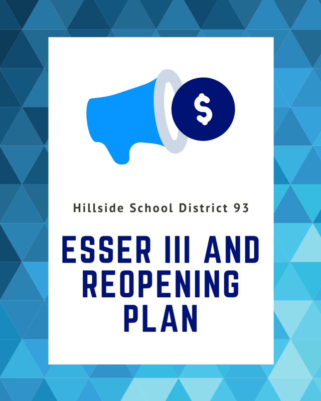 ESSER III and Reopening Plan