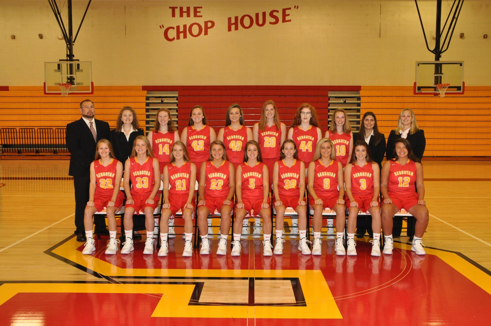 Lady Chiefs Basketball