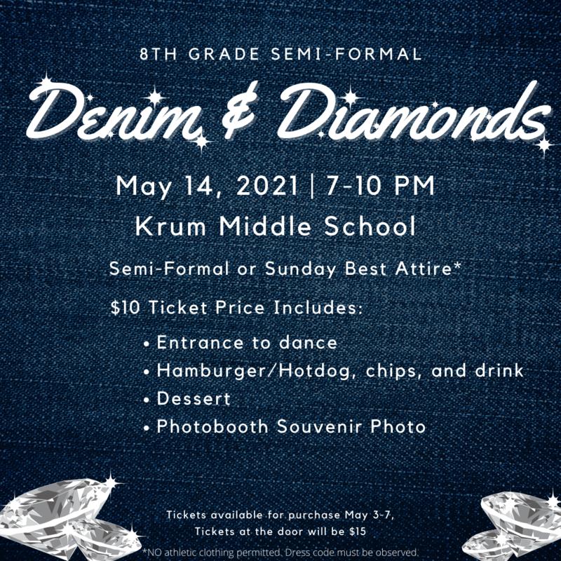 Denim and Diamonds: 8th Grade Semi-Formal Featured Photo