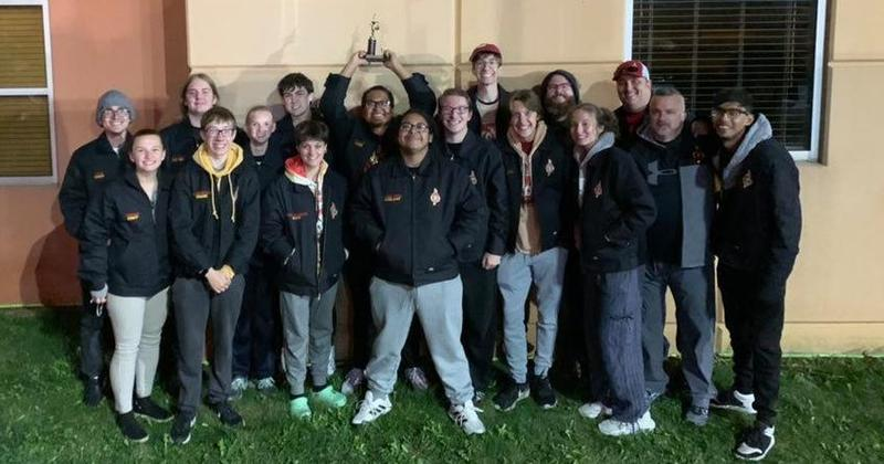 Pride of RI Marching Band Takes Home First Place at Competition Featured Photo