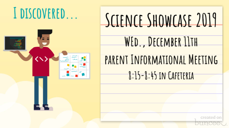 Science Showcase 2019