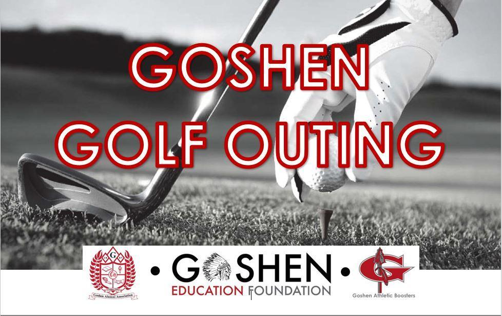 Goshen Golf Outing Header