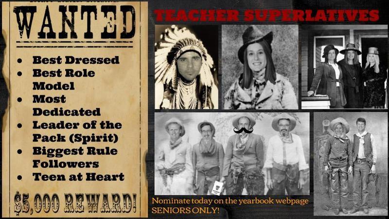 Teacher Superlatives