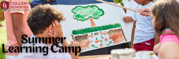 summer learning camp at Bailey Station El
