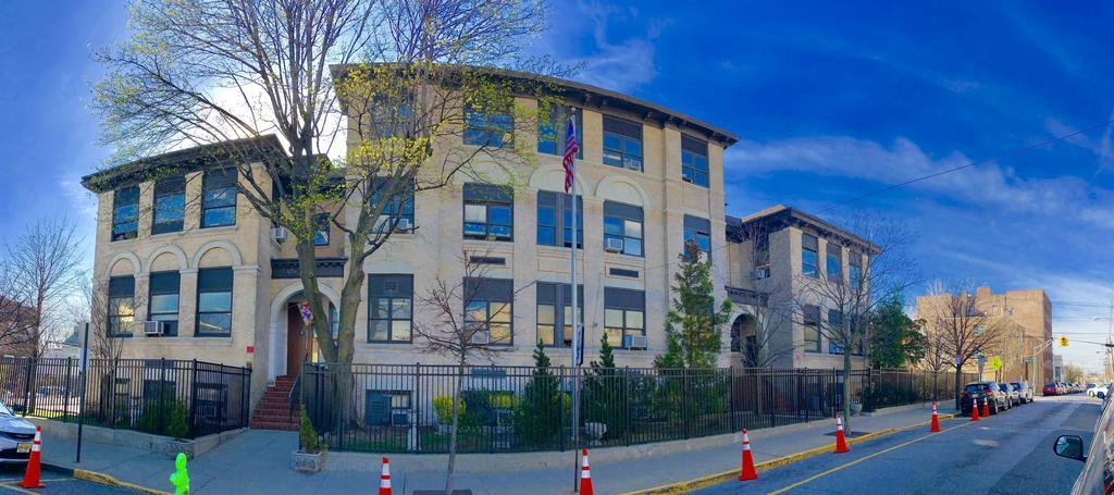 Jefferson School building