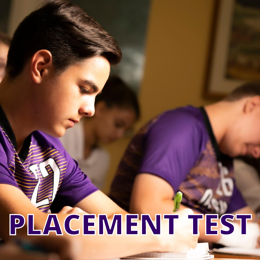 olsh placement test