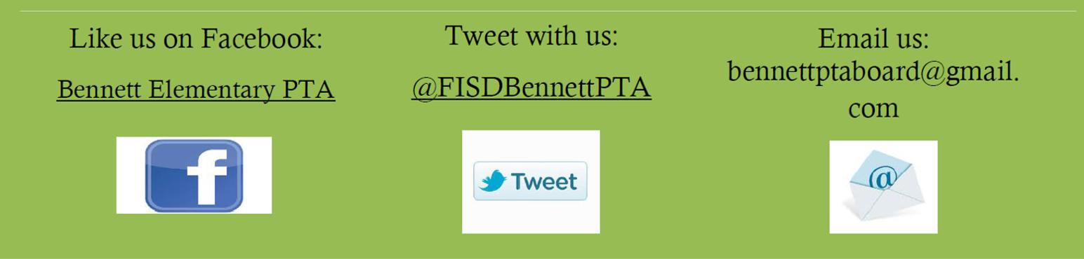 PTA contact information