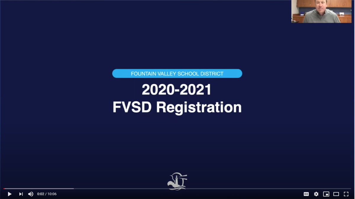Image of video about registration - please contact Ed Services for assistance