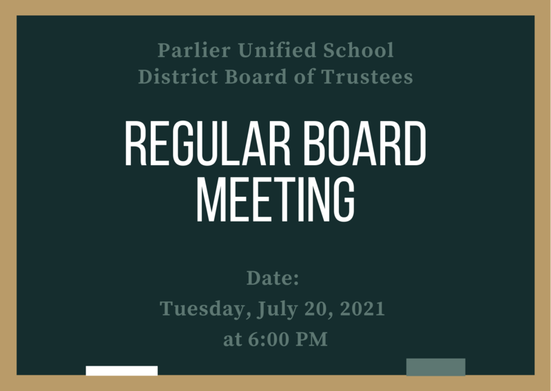 BOARD MEETING UPDATES Featured Photo