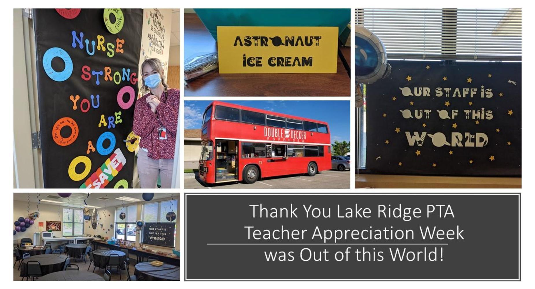 Teacher Apprciation Week