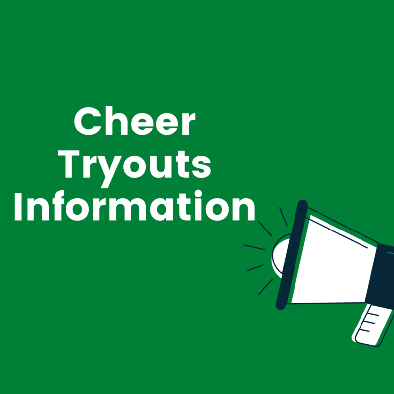 High School Cheer Tryout Information Thumbnail Image