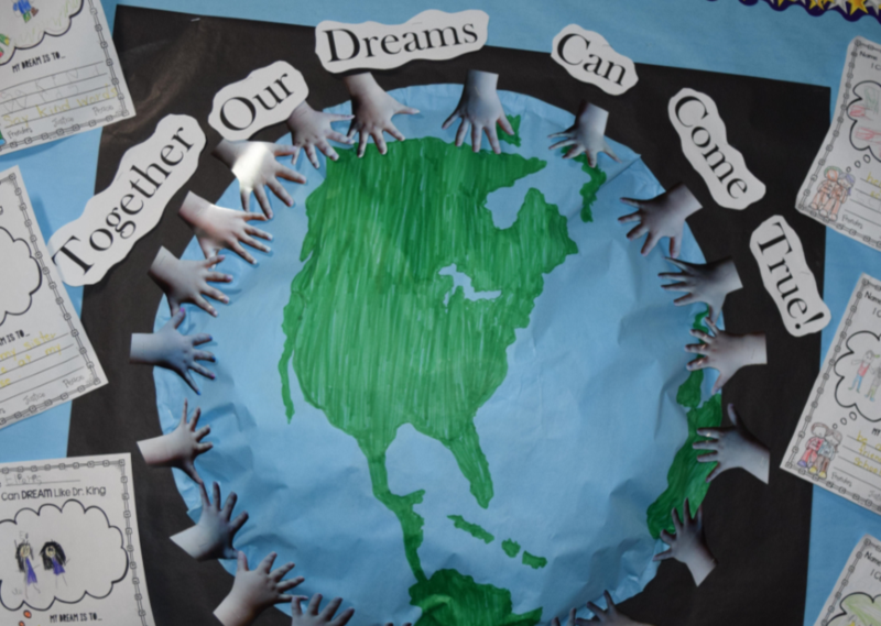In celebration of Martin Luther King, students across Windham Public Schools honor this American leader. Thumbnail Image