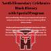 North Black History graphic