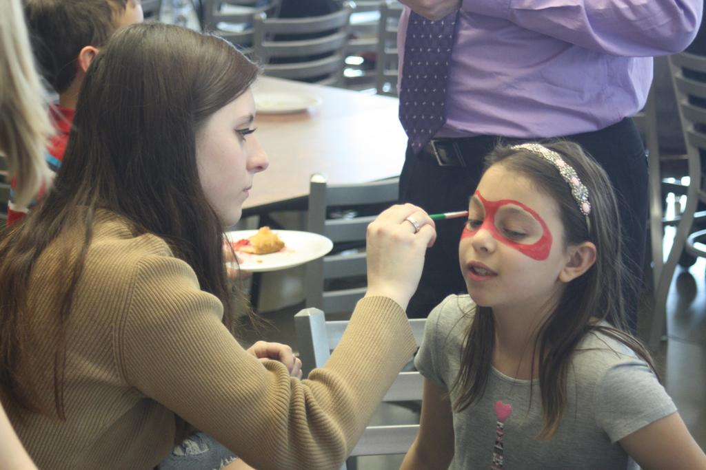 PI Day is a fun K-12 event, filled with face painting, math games, and of course, pie!