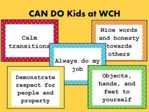 Can DO Kids at WCH