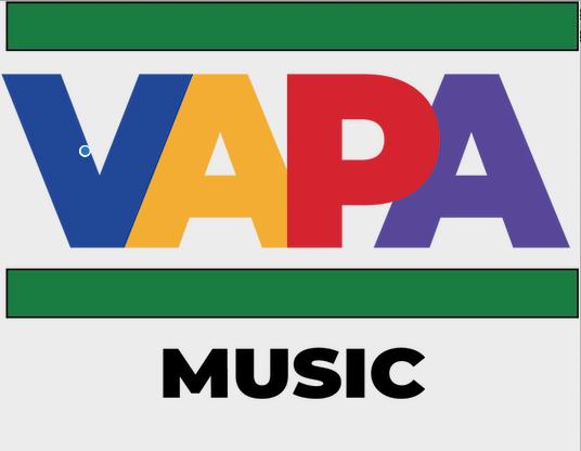 VAPA Music Logo