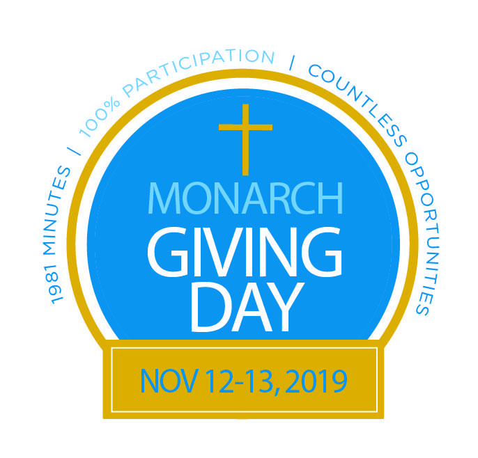 monarch giving day logo