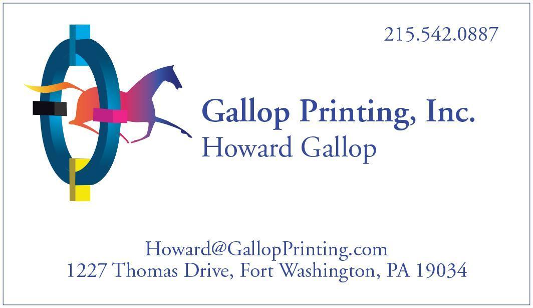 Gallop Printing