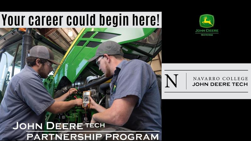 Navarro Presents John Deere TECH Open House Featured Photo