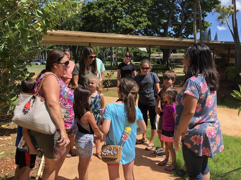 Hickam Falcon Welcome for New Students Grades 1-6 Thumbnail Image