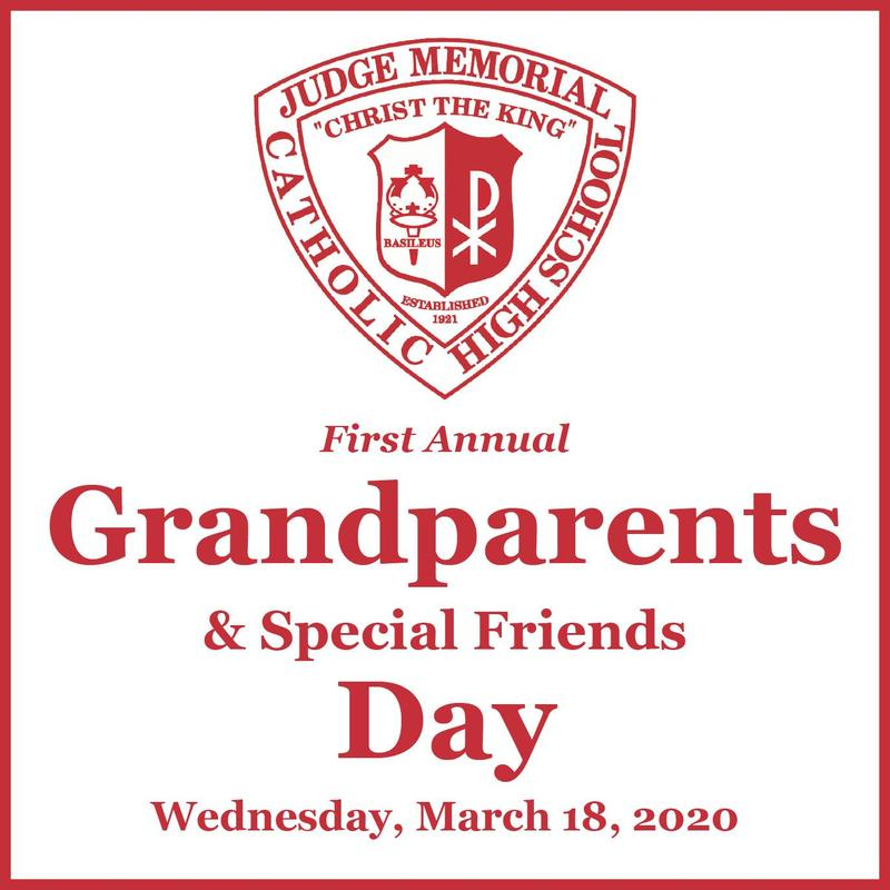 1st Annual GRANDPARENTS DAY - March 18 Featured Photo