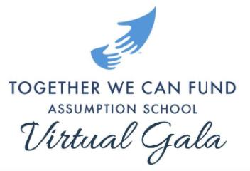 virtual gala logo