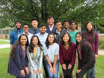 picture of East National Merit-Semi finalists