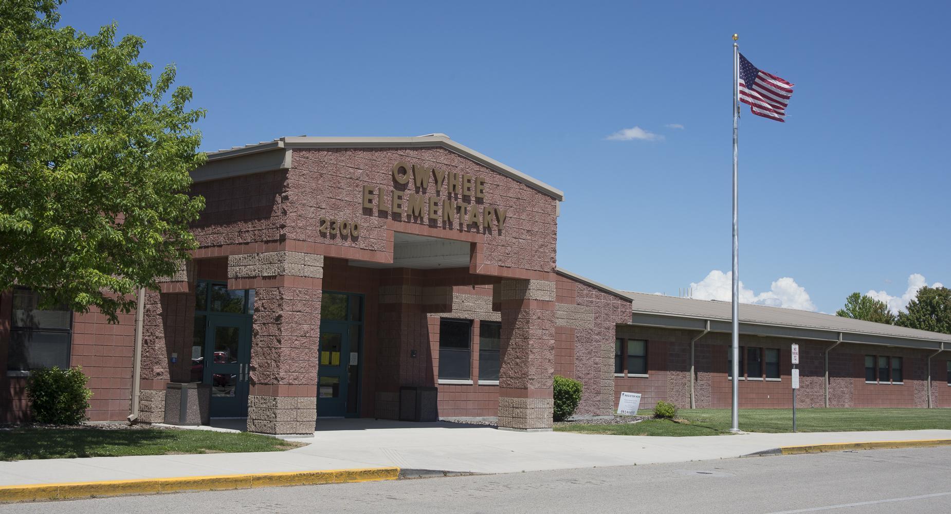 Owyhee Elementary exterior