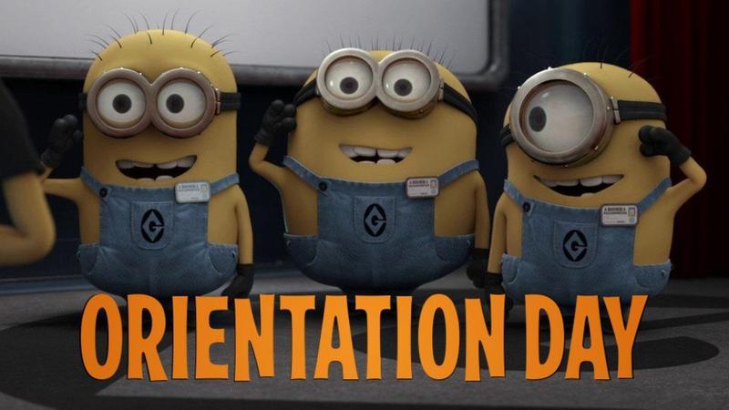 NEW!!! Orientation Date Information Featured Photo