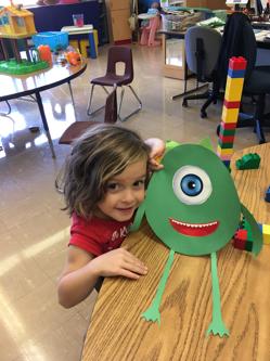 """G"" is for Green Monster"