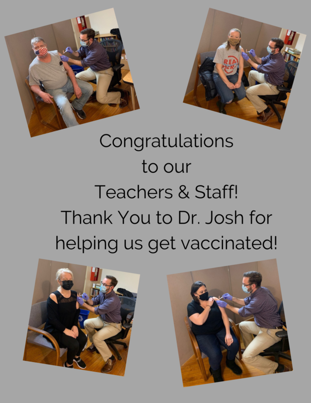 Fully Vaccinated! Featured Photo