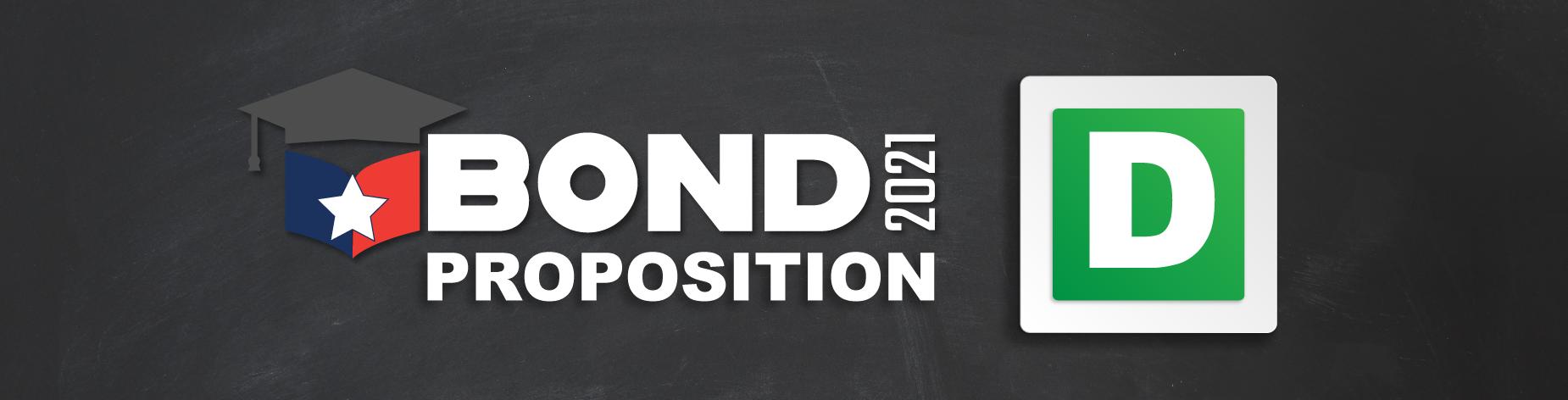 Bond Proposition D Banner