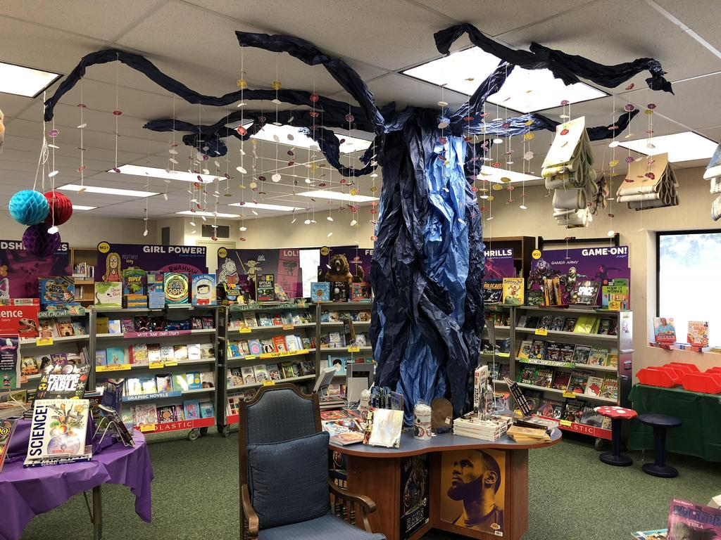 Fall Book Fair 2018