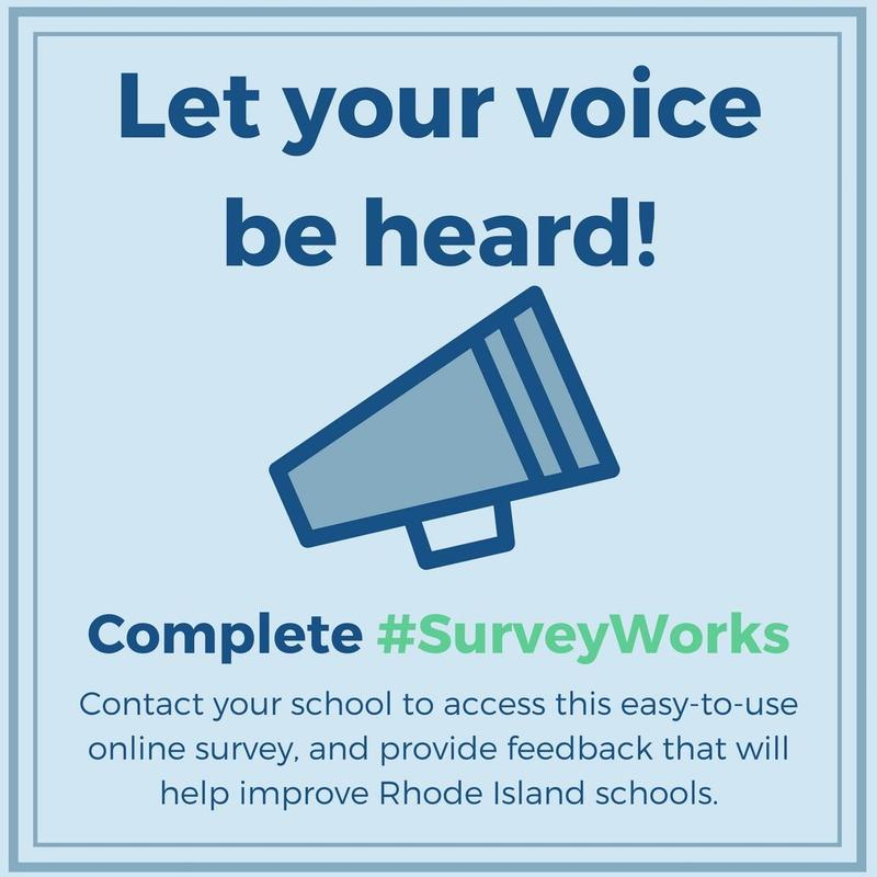 Let your voice be heard!  Complete SurveyWorks! Featured Photo